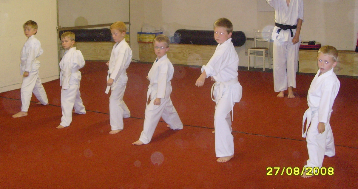 Kamae Karate club
